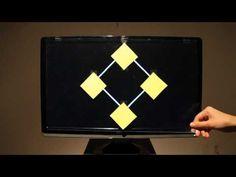 Crazy Moving Square Illusion!