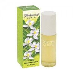 hawaiian fragrances | Perfumes of Hawaii White Ginger Hawaiian Flower Cologne - 2 fl oz
