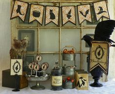 Little Witch Party by Brandywineboutique, via Flickr