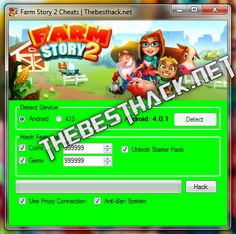 Farm Story 2 Cheat Hack  Hello all thebesthackers ;D. I have to present for you amazing software today. I play this game and I think will create hack to Farm Story 2 mobilegame.   #Farm Story 2 #Farm Story 2 add coins #Farm Story 2 cheat #Farm Story 2 cheat engine #Farm Story 2 cheating #Farm Story 2 cheats #Farm Story 2 download #Farm Story 2 get gems #Farm Story 2 hack #Farm Story 2 hack apk #Farm Story 2 hack tool #Farm Story 2 hacker #Farm Story 2 hacking #Farm Story 2