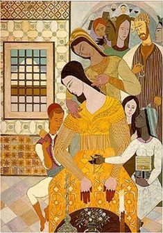 Abdelaziz Gorgi, pionnier de l'art moderne tunisien