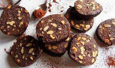 szeretetrehangoltan: Kakaós diós keksz Cherry Cake, Pavlova, Gingerbread, Muffin, Food And Drink, Sweets, Cookies, Chocolate, Eat