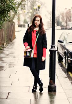 Mademoiselle Robot: What I Wore