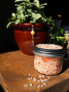 Lavender Rosemary Bath Salts - Sense of Calm Naturals Mineral Salt, Dead Sea Minerals, Himalayan Pink Salt, French Lavender, Avocado Oil, Bath Salts, Organic Skin Care, Calm, Food