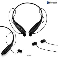 Bluetooth Sport Earphones - Assorted Colors at 60% Savings off Retail!