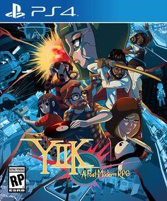 YIIK A Post-modern RPG