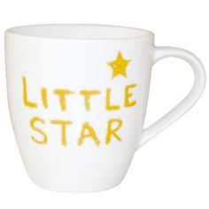 #JamieOliver #MiniMug #Little Star http://www.palmerstores.com/product/jamie-oliver-mini-cheeky-mug-little-star/951/