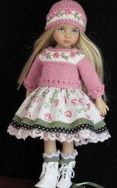 71 Besten Puppenkleider Bilder Auf Pinterest Baby Doll Clothes
