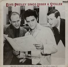 Elvis Sings Leiber & Stoller