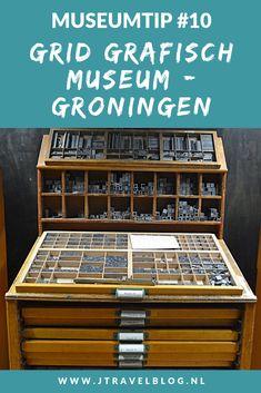 Een leuk museum (ook voor kinderen) in Groningen is het GRID Grafisch Museum. Wat je er kunt zien en doen, lees je in dit artikel. Lees je mee? #gridgrafischmuseum #museum #museumaart #groningen #jtravel #jtravelblog