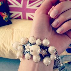 Starry pearls