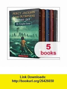 Percy Jackson  The Olympians Boxed Set The Complete Series 1-5 The Last Olympian, The Battle of the Labyrinth, The Titans Curse, The Sea of Monsters, The Lightning Thief (Percy Jackson and the Olympians) (9780545275323) Rick Riordan , ISBN-10: 0545275326  , ISBN-13: 978-0545275323 ,  , tutorials , pdf , ebook , torrent , downloads , rapidshare , filesonic , hotfile , megaupload , fileserve