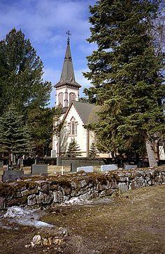 Sergey Samusenko - Köyliön kirkko Beautiful Homes, Beautiful Places, Beautiful Pictures, Amazing Places, Grave Monuments, Church Building, Place Of Worship, Places To See, Norway