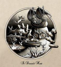 Joe Fenton, un artista del joraca :: subdivx