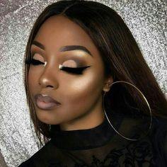 Gorgeous Makeup: Tips and Tricks With Eye Makeup and Eyeshadow – Makeup Design Ideas Makeup On Fleek, Flawless Makeup, Gorgeous Makeup, Pretty Makeup, Love Makeup, Beauty Makeup, Hair Makeup, Makeup Geek, Simple Makeup
