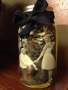 DIY Mason Jar Picture All You Need Is A And Vegetable