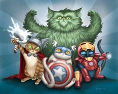 ru_kino: Коты-супергерои