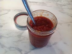 Lacto-Fermented BBQ Sauce
