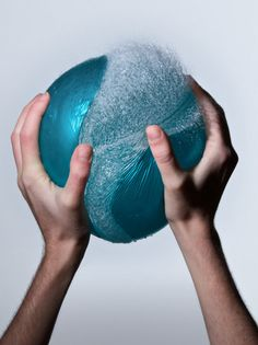 High Speed Water Balloon Photography
