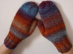 Ravelry: Warmest Mittens pattern by Kris Percival