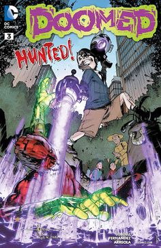 Weird Science: Doomed #3 Review