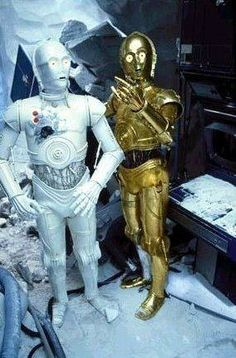 *C-3PO ~ Star Wars