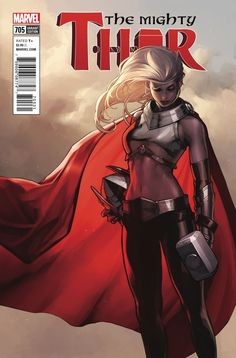 Jane Foster makes the ultimate sacrifice in this Mighty Thor exclusive Marvel Films, Marvel Heroes, Marvel Characters, Marvel Dc, Captain Marvel, Lady Sif, Lady Thor, Thor Cosplay, Female Thor