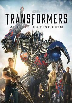 Transformers: Age of Extinction, Movie on DVD, Action Movies, Sci-Fi & Fantasy