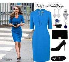 """Kate Middleton!""//  by polygirl06 on Polyvore"