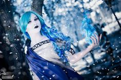 Female Cosplayer Creates the Most Impressive Hades Cosplay that Would Make Even Zeus Jealous   moviepilot.com