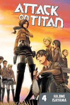 Attack on Titan vol 04 GN