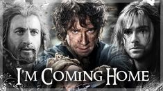 I'm Coming Home (The Hobbit / Bilbo + Durin Family) --- MY HEART ACHES. this made me cry like NEVER before. EVERYONE WATCH THIS. <--------- FOR REAL PEOPLE THIS IS AMAZING I CRIED