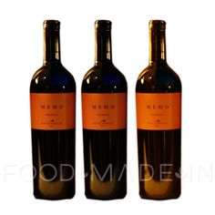 Salento Memo Primitivo The grapes come from vineyards owned in the countryside of Salice Salentino (Lecce)and were collected in the second ten days of September and carefully selected before the pressing. The must has made a maceration on the skins at 25°C for more than 20 days in stainless steel tanks, where it later made the malolactic fermentation. The wine continued the refinement for 6 months always in steel tanks and for a further 6 months in wooden barrels.