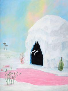 Lady of the Pink Lake - Rebecca Chaperon