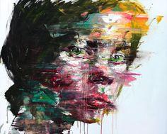 [155] Untitled Oil On Canvas 130.3 X 162.2 Cm  by ShinKwangHo.deviantart.com on @DeviantArt