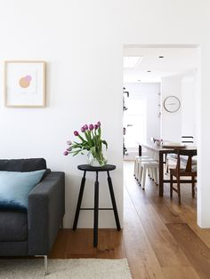 Melbourne home of Mikayla Rose and family, photo by Eve Wilson, production Lucy Feagins for The Design Files.