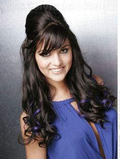 Bump Ponytail Hairstyle Pinterest for Prom