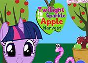 Twilight Sparkle Apple Harvest