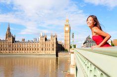 ➸ Verano en Londres Cómo es estudiar en Londres y las peculiaridades del verano londinense  #CursosdeIdiomas #English #London