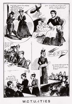 Nineteenth Century Reform Movements: Women's Rights - primary sources History Education, History Class, Reform Movement, Online Lessons, A Cartoon, South Australia, Primary Sources, Christian, Women's Rights