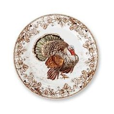 Williams Sonoma carries seasonal dinnerware for Thanksgiving celebrations. Find Thanksgiving dinner plates and salad plates that add a festive touch to any Thanksgiving table. Thanksgiving Dinner Plates, Thanksgiving Dinnerware, Thanksgiving Table Settings, Thanksgiving Tablescapes, Thanksgiving Ideas, Thanksgiving Wishes, Thanksgiving Appetizers, Autumn Table, Dinner Plate Sets