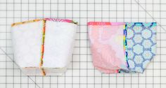 """How to Sew Easy Baskets with 10"""" Squares - Layer Cake Leftover Project! — SewCanShe Free Sewing Patterns Tutorials Layer Cake Quilt Patterns, Layer Cake Quilts, Fabric Squares, Small Sewing Projects, Sewing Projects For Beginners, Sewing Crafts, Easy Sewing Patterns, Bag Patterns To Sew, Sewing Ideas"""