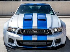 """Ford Mustang GT """"Need For Speed"""" '2014"""
