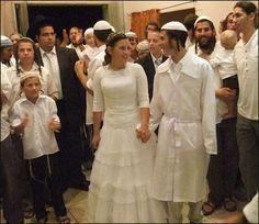 Wedding Minhag Yerushalayim