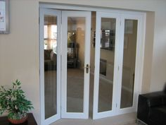 Folding doors by Merrin Joinery #FoldingDoors #Doors #internal