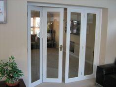 Folding doors by Merrin Joinery #FoldingDoors #Doors #internal & Internal bifold doors- The Internal bifold doors give the ... Pezcame.Com