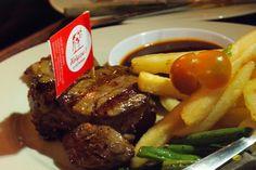 Holycow Steak.. Fits my indonesian taste bud