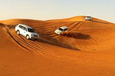 ride through the desert