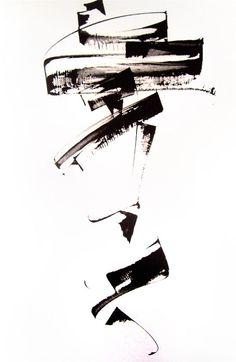 Techniques mixtes, 50 x 70 cm - 1999  Kitty Sabatier
