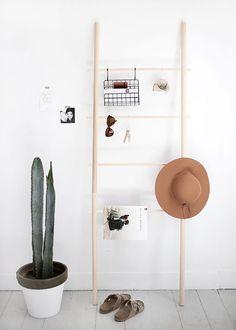5 maneiras de decorar e organizar com madeira